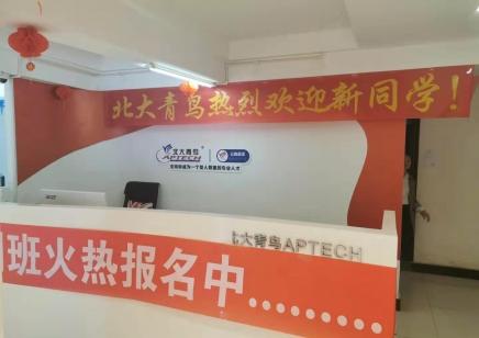 在云南昆明北大青鸟学习IT技术就业如何