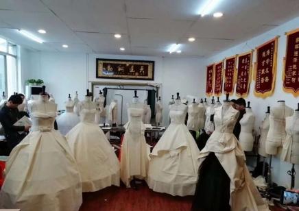 宁波服装制版学习包就业包售后