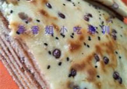 红豆烤饼培训 怎么做红豆烤饼红豆烤饼学习