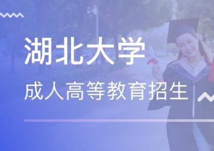 湖北大学2019年成人高等教育招生简章