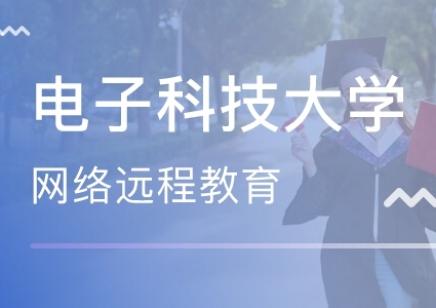 电子科技大学2019年网络远程教育招生简章