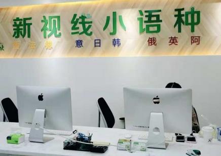 南京新视线阿拉伯语暑期班开课了