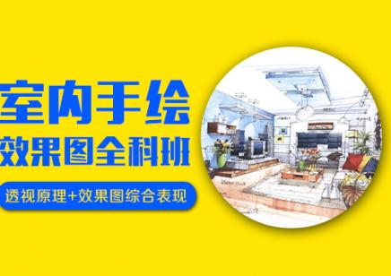上海室内设计培训 软装家居培训